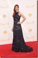 debra-messing-emmys-2014-emmy-awards1